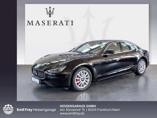 Maserati, Ghibli, GranSport Aut. Kamera DAB