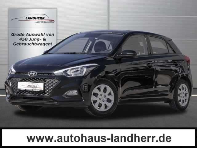 Hyundai, i20, Select // Klima