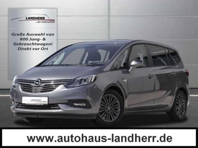 Opel, Zafira, 120 Jahre // Kamera/7-Sitze *6 Jahre Qualitätsvers