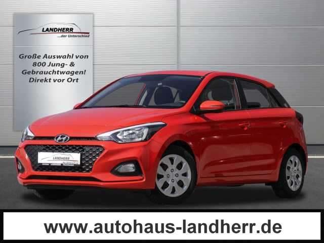 Hyundai, i20, Classic // Klima