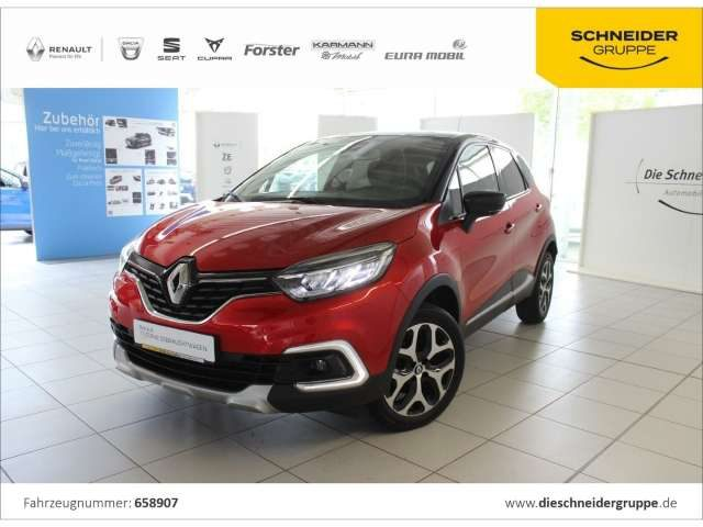 Renault, Captur, Crossborder ENERGY TCe 120 SHZ Klima S&S