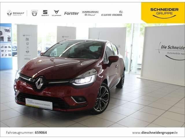 Renault, Clio, ENERGY TCe 90 Intens Klima Navi LED