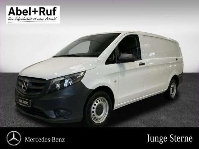 Mercedes-Benz, Vito, 111 BlueTEC Kasten Lang+270°Türen+Tempomat