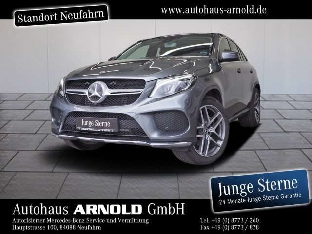 GLE 350, d 4M Coupe AMG-Line AIRMATIC PanoD. AHK AMG Line