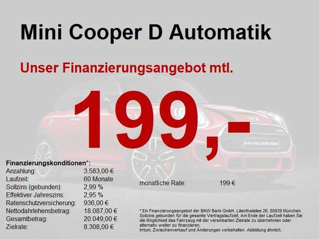 Cooper D, Cooper Clubman Automatik neu eingetroffen