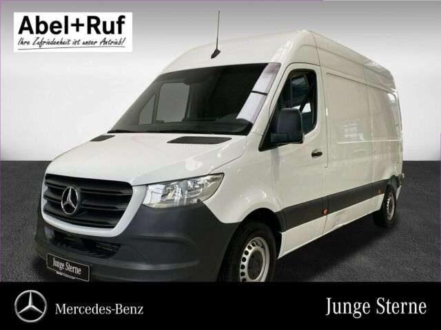 Mercedes-Benz, Sprinter, 314 CDI Kasten Hochdach+MBUX+Kamera+AHK