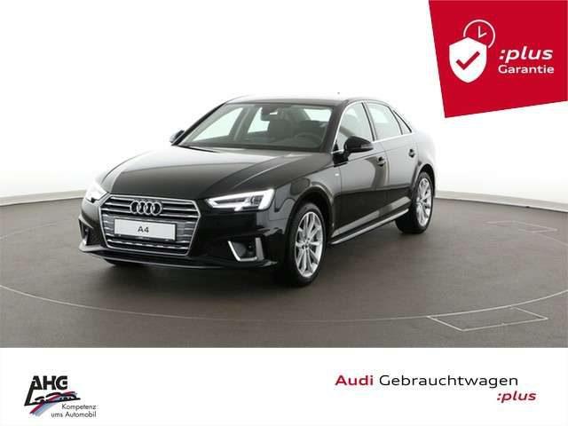 Audi, A4, Limousine 40 2.0 TDI S tronic S line Navi GRA LM