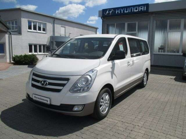 H-1, Starex H-1 Travel 8-Sitze 2.5 CRDI Automatik