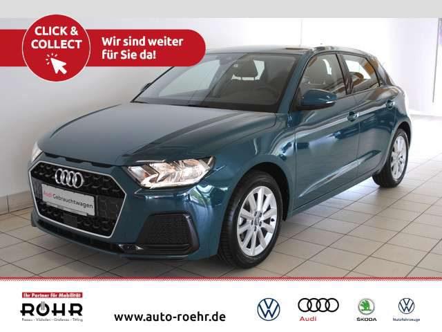 Audi, A1, Sportback Sport (Garantie 04/2024,SHZ,DAB,GRA,Ein