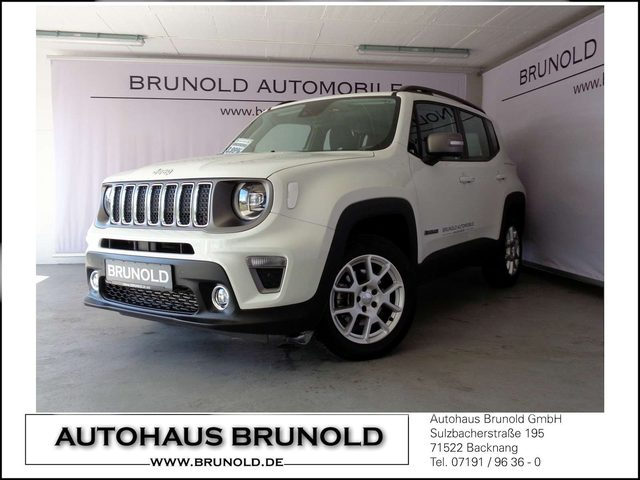 Renegade, Limited 2.0 4WD NAVI LED Sitzheizung