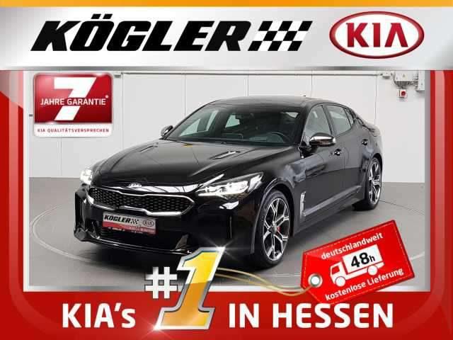Stinger, 3.3i T V6 AUT AWD GT GD|NAVI|HUD|BASTUK