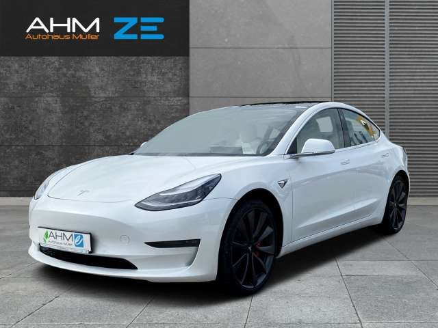 Model 3, Tesla Performance - 1.299€ Miete/Monat möglich