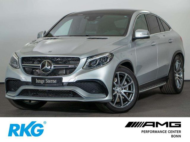 GLE 63 AMG, 4M Coupé Harman*Comand*Distronic*LED*