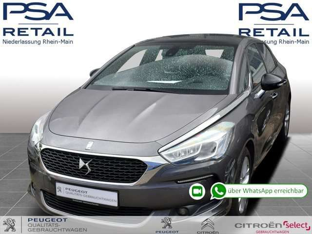 DS5, BlueHDi 180 EAT6 Business Class *HeadUp*Keyless*