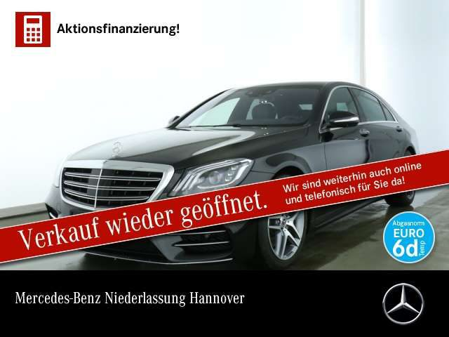 S 450, L AMG DISTRONIC