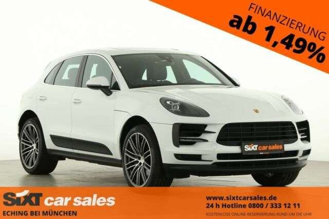 Macan, S Park-Assist|Pano|Sound-Package Plus