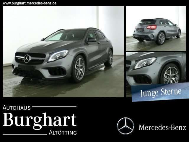 GLA 45 AMG, Mercedes-AMG GLA 45 4MATIC COMAND APS/Navi/Klima