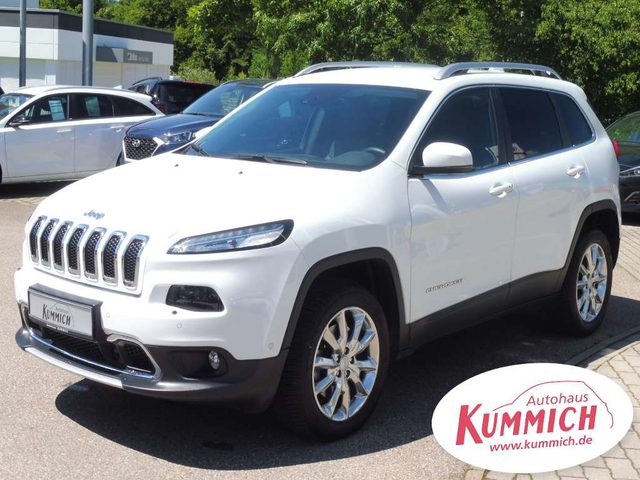 Jeep, Cherokee, Limited 2.2l Mjet 200PS 4x4 mit AHK