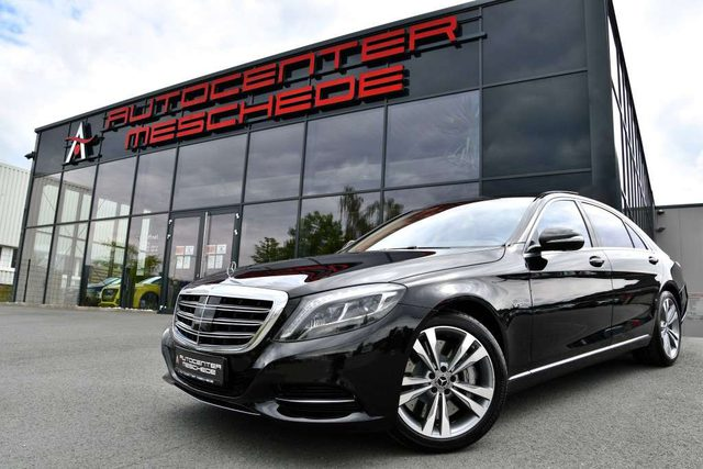 S 600, L Chauffeur Entertainment* High Class Fond