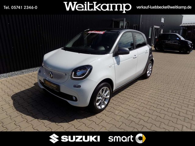forFour, 66 kW turbo twinamic Media/LED/Komf/Pano Passion