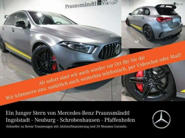 A 45 AMG, AMG A 45 S 4M Edition1 DISTRO./MULTIBEAM/Sounds.