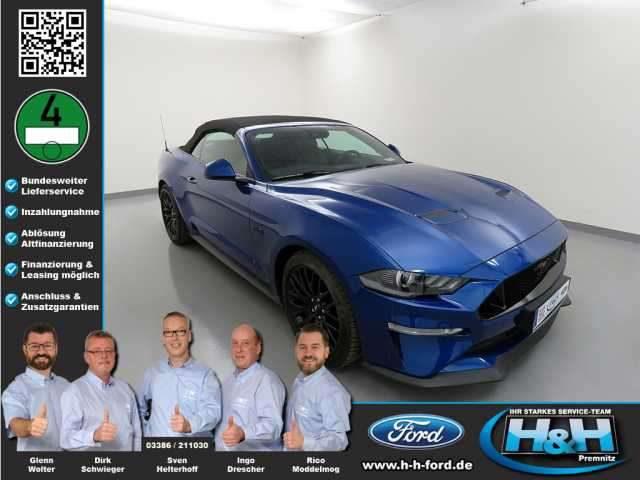 Mustang, 5.0 Ti-VCT V8 Aut. Convertible GT (Premium*PakII)