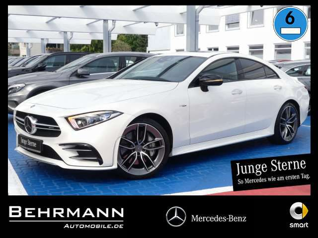CLS 53 AMG, 4M+ +Distronic+MultibeamLED+Burmester AMG Sport