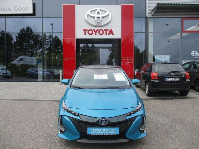 Toyota, Prius, Plug-in Hybrid Solar /Navi/LED/PDC/Kamera
