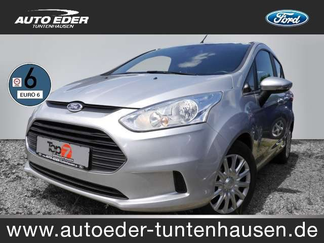 Ford, B-Max, 1.6 Duratec CoolConnect StartStopp