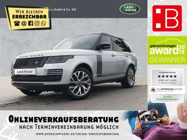 Range Rover, P400e Vogue Plug-In-Hybrid LEASING 1.299,- BRUTTO