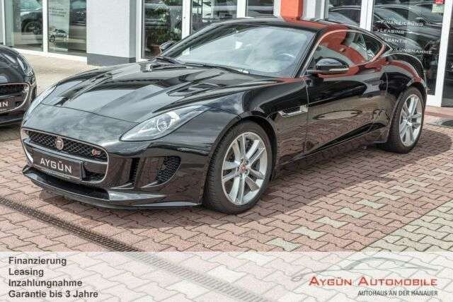 F-Type, S AWD Coupe Aut.