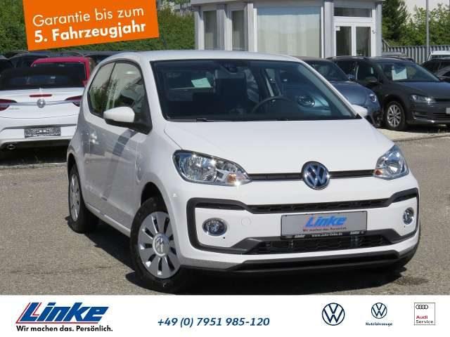 Volkswagen, up!, move up 1.0 TSI GRA/Sitzhzg./PDC hi./Garantie bis