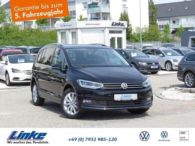 Volkswagen, Touran, Highline 1.5 TSI Navi/ACC/AHK/Kamera/LED KLIMA LE