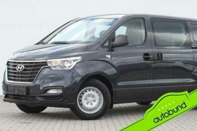 H-1, 2,5 CRDi Van 6-Sitzer Klima 100 kW (136 P...