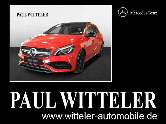 A 45 AMG, Mercedes-AMG A 45 4M Comand/Pano.-Dach/Distronic A