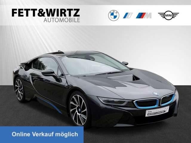 BMW, i8, NaviProf. HUD H&K DA Komfortz. LED