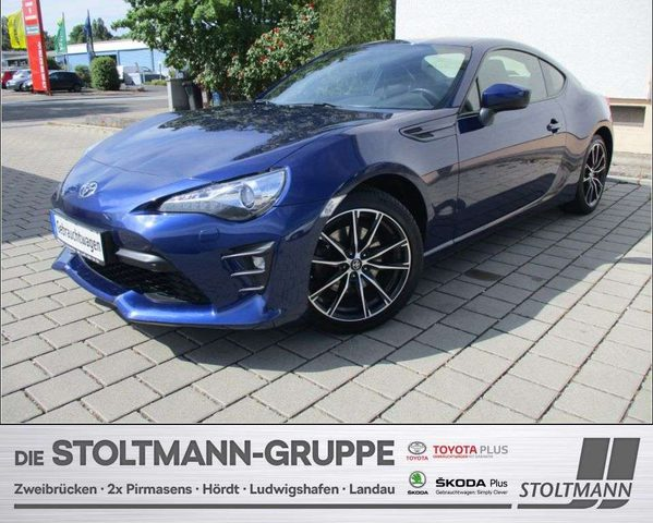 GT86, 2,0 Boxer Coupe