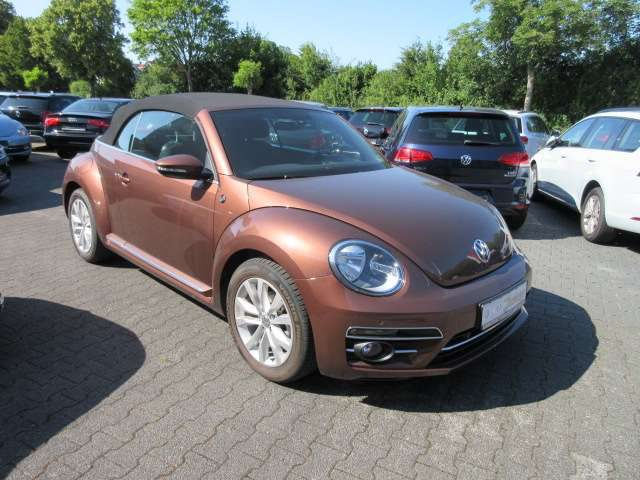Beetle, Cabriolet SOUND 1.2 TSI DSG NAVI ALU APS SITZHZG W