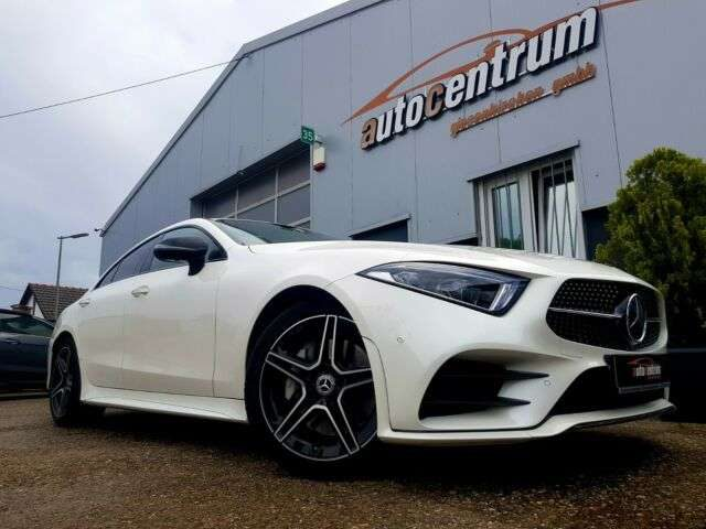 CLS 450, 2x AMG/Night/Airm/Distr/eSD/Widescr/360°