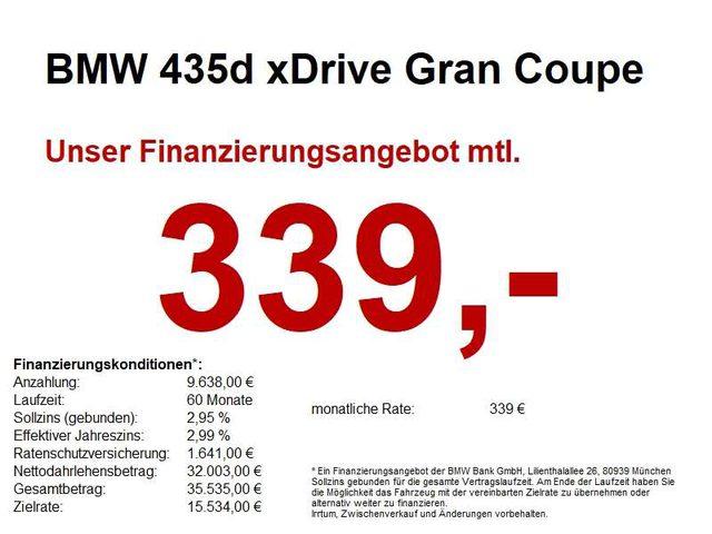 435, d xDrive Gran Coupe M Sport Navi.HUD.LED.Aut.