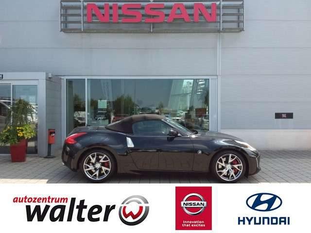 370Z, Roadster Pack 3.7l, Navi, Sitzheizung, Rückfahrkam