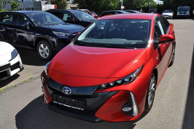 Prius, Plug-in Hybrid Comfort