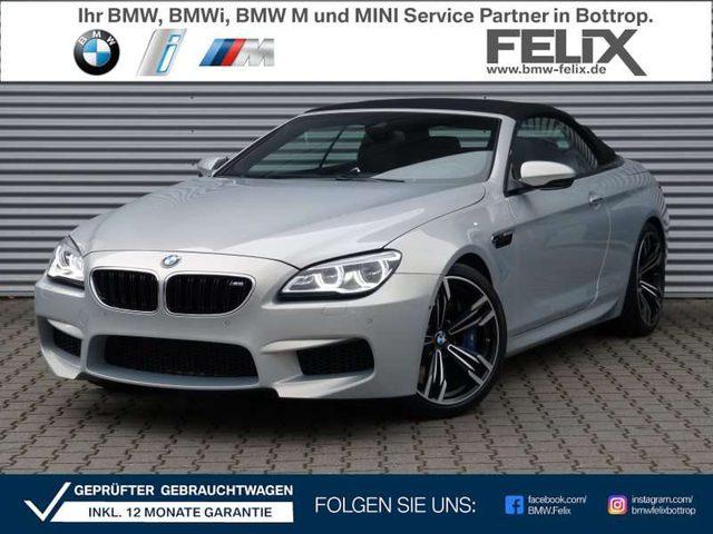 M6, Cabrio 600PS+COMPETITION+M DRIVERS+B&O+360°KAMERA+