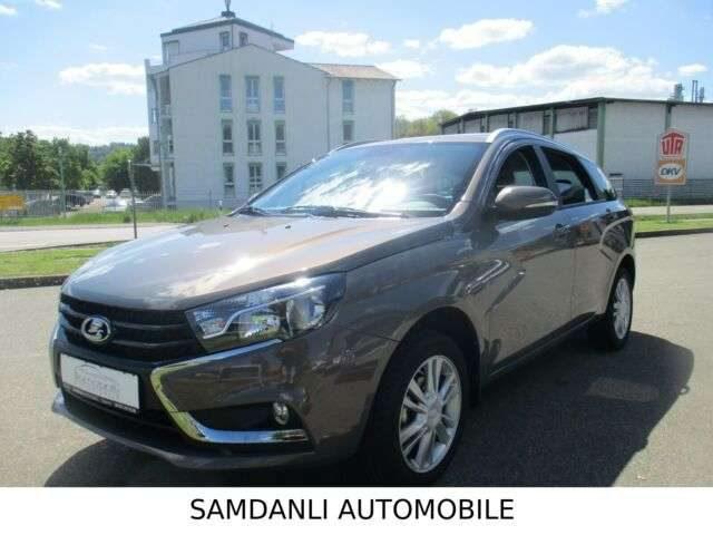 Vesta, 1,6 16V SW Luxus