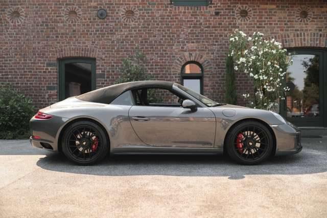 911, 991 4 GTS Cabriolet KAMERA*BOSE TEMPOLIMITANZEIGE*