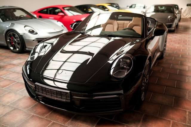 911, 992 Carrera Cabriolet *SPORTABGASANLAGE*LED*21 SPO
