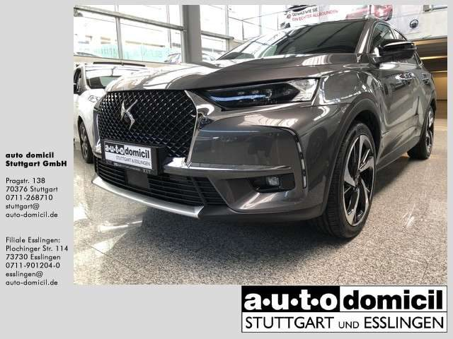 DS 7 Crossback, 1.6 PureTech 225 Be Chic Stop&Start