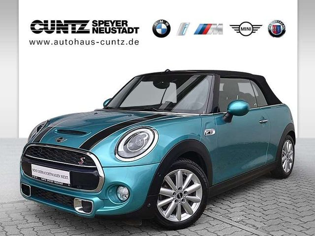 Cooper S Cabrio, Chili LED RFK Komfortzg. PDC Ambiente Shz