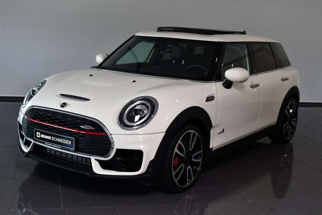 John Cooper Works Clubman, ALL4 Sport Aut. ACC