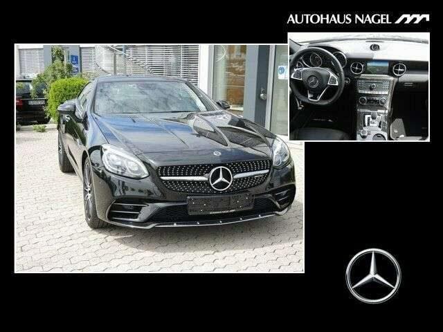 SLC 43 AMG, Mercedes-AMG SLC 43